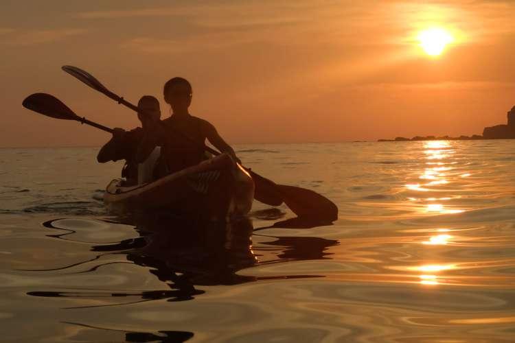 Sun Rise Kayaking
